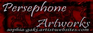 Persephone Artworks Blogspot Announcement